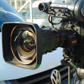Televizní kamera