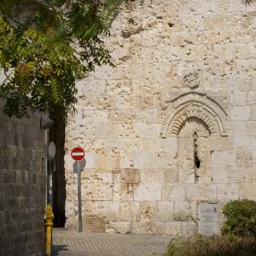 Jeruzalémské hradby