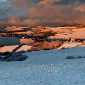 Zima v Turci