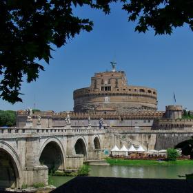 Andělský most k Andělskému hradu