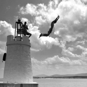 Jumping with lighthouse vol.2