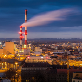 Wroclaw industry zone