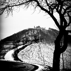 cesta ke hradu