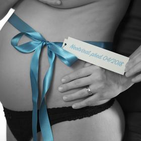 Těhotenská nerozbalovat