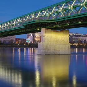 Bratislava starý most