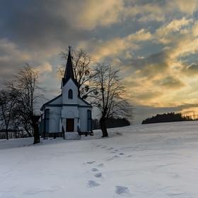 Zimní modlení