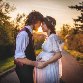 Vesnická svatba