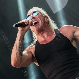 Dee Snider na Masters of Rock 2017
