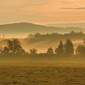 Mlhavo v Brdech