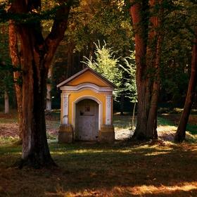 Poutní místo sv.Anna