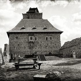 Na hradě