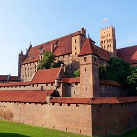 Malbork - křižácký hrad
