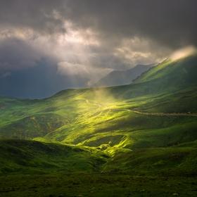 Pyrenejské světlo