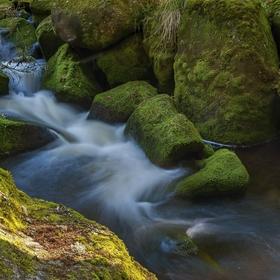 Krása vody