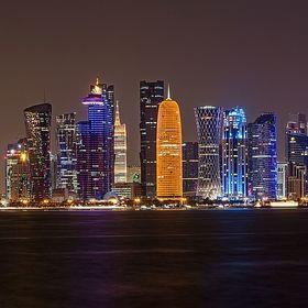 Mrakodrapy  Doha Qatar
