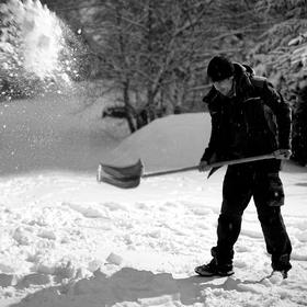 Zimní trénink