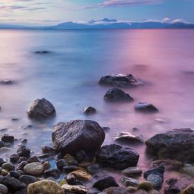 Lake Taupo Sunrise #1