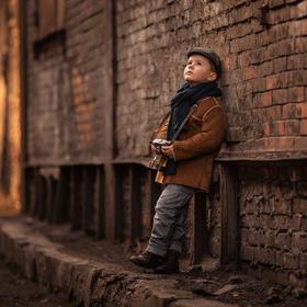 Malý fotograf