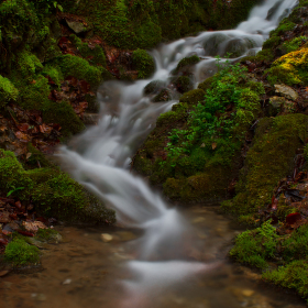 Radoľské vodopády