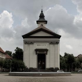 Terezínský kostel