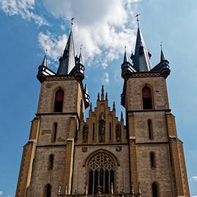 Kostel sv. Antonína Paduánského II