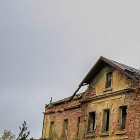 Bývalý Hotel Sklář