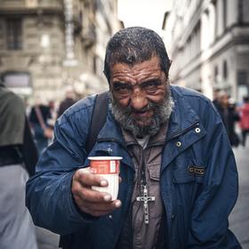 Oldman in Toscana