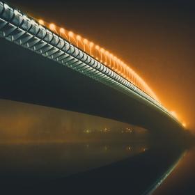 Světla v mlze