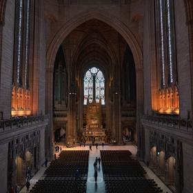 ...Liverpoolská katedrála...II.