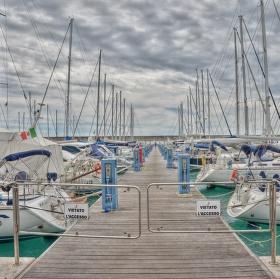 Přístav Livorno