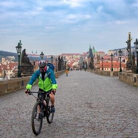 Pražské cyklostezky