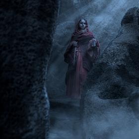 Rudá kněžka (3)