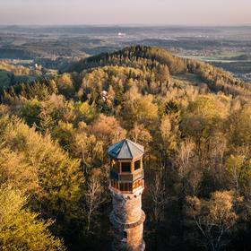 Rozhledna Kopanina, Liberecko