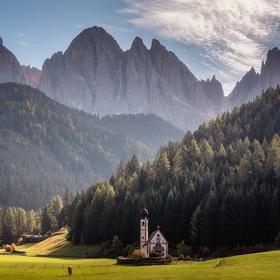Vzpomínka na Itálii