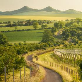 Na ceste stredohorim