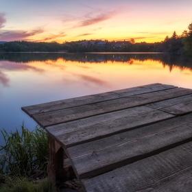 Podhradský rybník - Plumlov