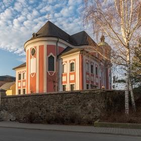 Barokní skvost na Prajzké