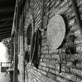 Zeď vzpomínek