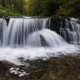 Vodopád na Mohelnici - Beskydy