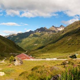 Švýcarské údolí