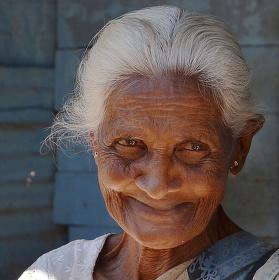 Srílanská babička