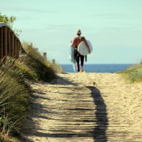 Cesta k moři..