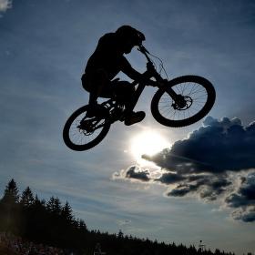 Nebeský jezdec