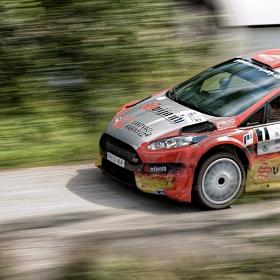 """Rychlí průlet, rychlé """"R5tky"""" na Rally Bohemia 2013"""