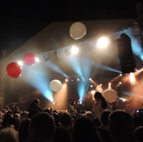 Balónky letí letí!