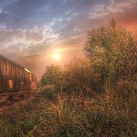 Noční život vagónů