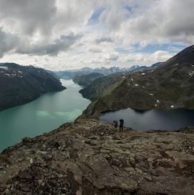 Besseggen (Norsko)