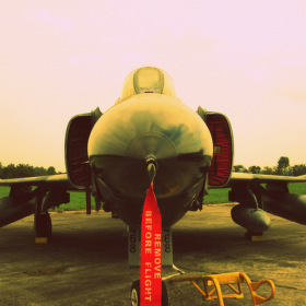 F -4 Phantom II aneb Turecká kráska :)