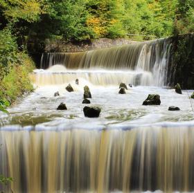 Podzimní tok