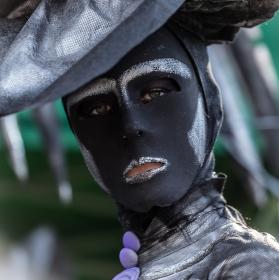 Pohled masky